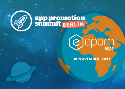 Epom Apps at the App Promotion Summit 2017