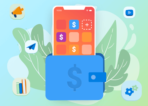 How free mobile apps make money
