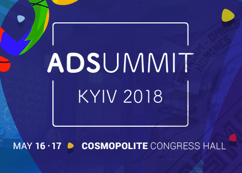 Meet Epom Apps at Ad Summit Kyiv