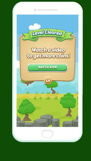oglądaj wideo za pieniądze w grze